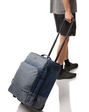 BILLABONG BOOSTER DARK SLATE CARRY ON WHEELIE BAG 42 LITRES. NWT. RRP $129-99