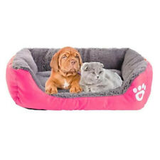 Pet Dog Cat Bed mat Puppy Cushion Soft Warm House Kennel Mat Blanket Washable