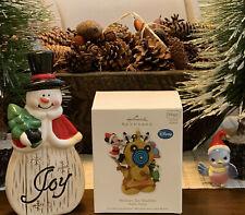 New listing Mickey's Toy Machine Disney Mickey Mouse Hallmark Christmas Ornament 2012