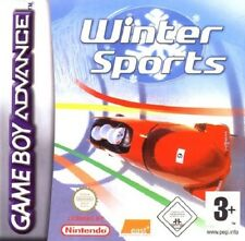 WINTER SPORTS          -----   pour GAME BOY ADVANCE