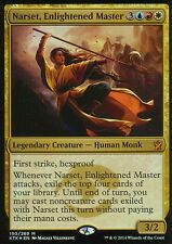 Narset, enlightened master foil | nm | Khan of tarkir | Magic mtg