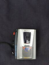 sony tcm-20dv tape recorder with V-O-R(voice operated recording)