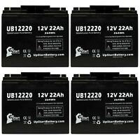 UPSBatteryCenter APC Smart UPS 3000VA RM 3U DL3000RM3U Compatible Replacement Battery Pack