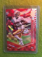 MARQUISE GOODWIN REFRACTOR /299 SSP PRIZM 2018 Panini Elite Football NFL SP HOLO