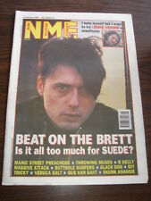 NME 1995 JANUARY 14 SUEDE MANIC STREET PREACHERS THROWING MUSES MASSIVE ATTACK