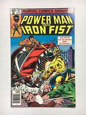 Power Man and Iron Fist #62  VF/NM Marvel comic 1980