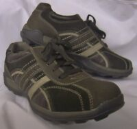 Mens Ambler Brown Leather Trainers size 41/7 42/8 43/9 44/10 45/11