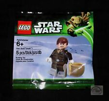 LEGO Star Wars - Hoth Han Solo EXCLUSIVE Minifigure - 5001621 - New Sealed