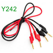 Applicable 2.0 jacks All multimeter banana plugs Test bench connection