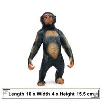 Chimpanzee Figure Orangutan Animal Model Monkey Collector Decor Toy Kids Gift