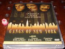 Gangs of New York Edizione Speciale Box 2 Dvd ..... Nuovo