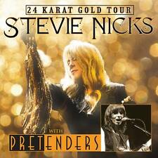 "STEVIE NICKS / THE PRETENDERS ""24 KARAT GOLD TOUR"" 2016-17 POSTER- Fleetwood Mac"