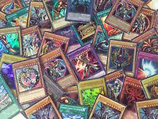 Yu-Gi-Oh! HOLO-PAKET: 10 Holo-Karten (Super/Ultra/Secret Rare) DEUTSCH Glitzernd