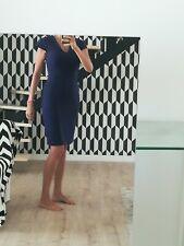 Jolie robe fourreau bleu marine taille 36 neuve+étiquette
