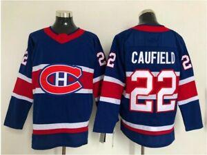 Montreal Canadiens Jersey 2021 Final Reverse Retro 22 Cole Caufield