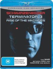Terminator 3 - Rise Of The Machines (Blu-ray, 2009)