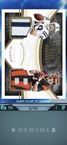 Digital PANINI Blitz Rookie Joe Burrow & Peyton Manning 3/99 *Read* NFT Only 99