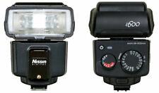 Nissin i600 Blitzgerät / Blitz für Nikon Neuware i 600