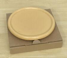 New ListingLongaberger Pottery Coaster/Crock Lid in Butternut