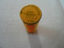 Kreinik Metallics Japan Thread Gold Colour number 002J