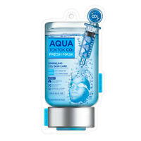 [TOSOWOONG] Aqua Tok Tok CO2 Mask 5sheets