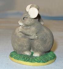 Fitz Floyd Charming Tails Figurine - I Love You