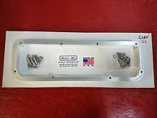 "VALVE COVER SPACERS 3/8"" FORD CLEVELAND / BOSS 302 With GASKETLOK"