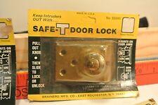 Nos Safe T Door Lock