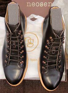 Neosens Men's S597 Dakota Brown/Kerner Classic Boots UK 11 EU 46