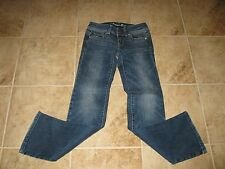 WOMENS / JUNIORS SIZE 00 BOOT CUT JEANS BY AMERICAN EAGLE