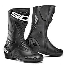 NEU SIDI Motorradstiefel Performer schwarz Gr. 44 Racing Motorrad Stiefel NEW