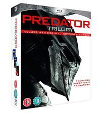 Predator Trilogy Boxset (Predator / Predator 2 / Predators) Blu-ray + DVD