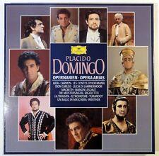 3er LP DG Box - Placido Domingo - Opernarien - AIDA - Carmen - Macbeth u.a.