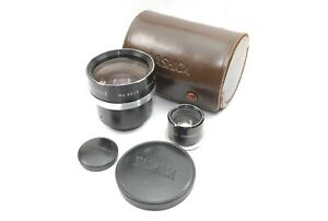 Yashica Auxiliary Wide Angle Set For TLR, 124G, Rolleiflex Bay 1 Bayonet 1 size