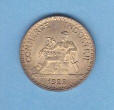 (Ref: 4R5) 2 FRANCS CHAMBRE DE COMMERCE 1922 SPL