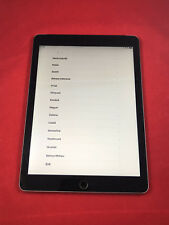Apple iPad Air 2 128GB Wi-Fi Cellular Verizon Unlocked Space Gray Black