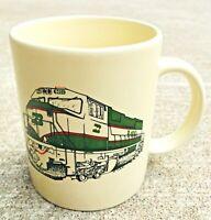 Mug BNSF Burlington Northern Santa Fe Railway Train Railroad Cup United Way