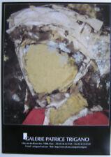 MANOLO VALDES  - Carton d invitation - 2001