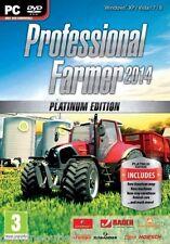 Professional Farmer 2014 Platinum Edition Farming Simulator for (PC DVD) NEW