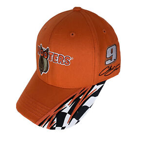 Checkered Flag Sports NASCAR Chase Elliott Hooters Element Racing Trucker Hat