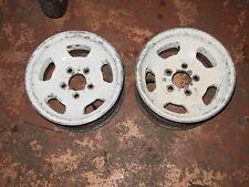 Holden Kingswood HQ stud jelly bean mag wheels 14 x 7 inch statesman monaro gts