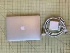 "Apple MacBook Pro A1502 13"" Laptop 2.7GHz / 8GB / 128GB SSD Early 2015"