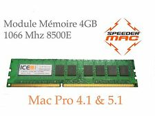  Mémoire 4 GB (1x 4GB) DDR3  1066MHz  ECC / Mac Pro 2009 2010 2012 4.1 5.1