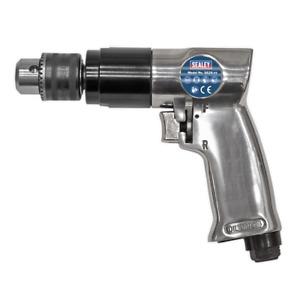 Sealey SA24 10mm 1800rpm Reversible Air Drill