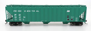 Intermountain HO-Scale 4785 PS2-CD Covered Hopper Penn Central/PC (Repaint)