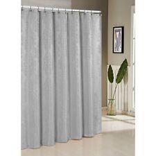 Duck River Parson Jacq Shower Curtain - Silver
