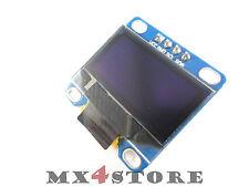 OLED Display I2C II2 12864 blau blue SSD1306 128x64 Grafik Display Arduino 416