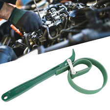 """12"""" Belt Type Non-slip Oil Filter Wrench Car Repair Spanner Removal Hand Tool"""