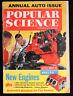 Popular Science Magazine October '61 Cars Space Boats Vintage tech diy details