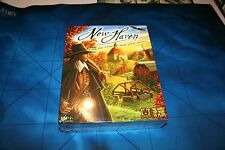 R&R Games New Haven Board Game - New and Sealed